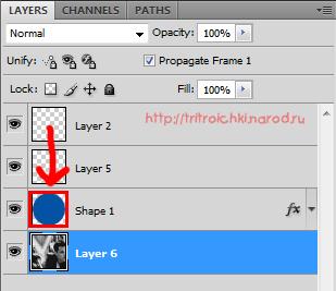 Как сделать значок фотошоп